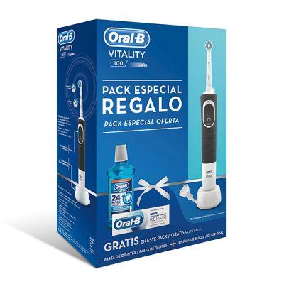 Oral B vitality 100 Pack + Regalo