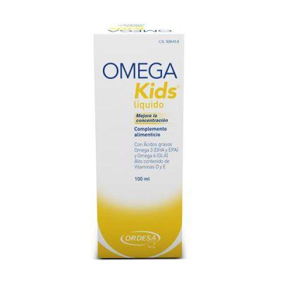 Ordesa Omega Kids Liquido 100ml