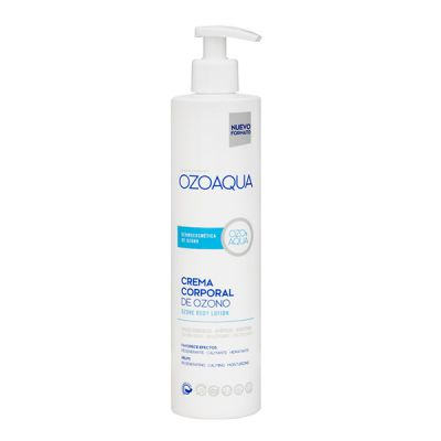 Ozoaqua Crema Corporal de Ozono 500ml
