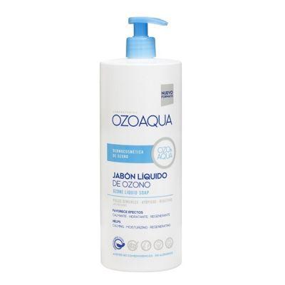 Ozoaqua Jabón Líquido de Ozono 1L