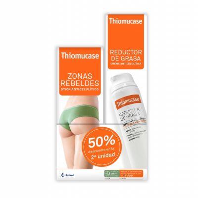 Thiomucase Kit Duplo Stick 75 ml + Thiomucase Crema 200ml