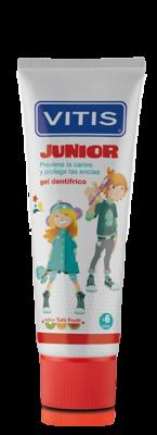 Vitis Junior Gel  Dentifrico a Partir de 6 años 75ml