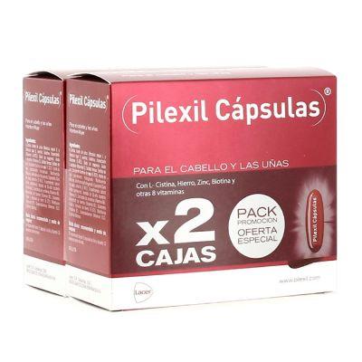 Pilexil Capsulas Pack Promoción 2x100 Cápsulas