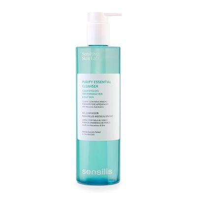 Sensiilis Sensitive Skin Lab  Purify Essential Cleanser Gel Limpiador 400ml