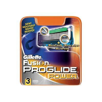Gillette Fusion Proglide 1und mas 3 Cuchillas de Recambio