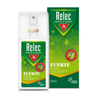 Relec Repelente Fuerte Sensitive Farmiliar Spray 75ml