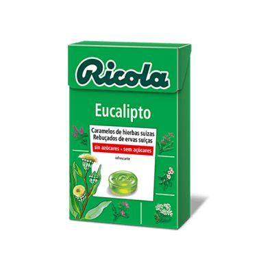 Ricola Caramelos Eucalipto 50g