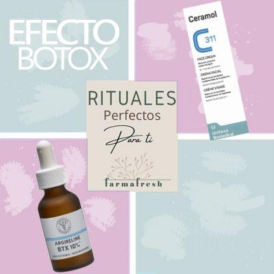 Ritual Ceramol Argireline efecto botox