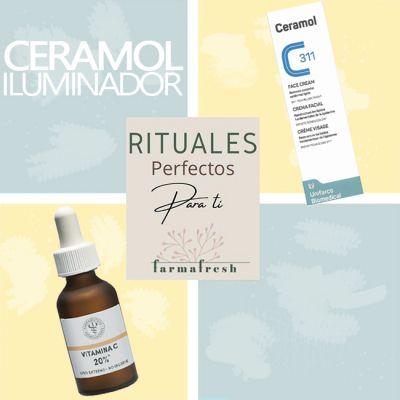 Ritual Ceramol Iluminador Antioxidante