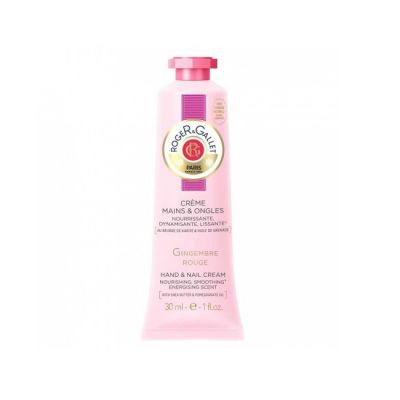 Roger & Gallet Crema de manos y uñas Gingembre Rouge 30ml