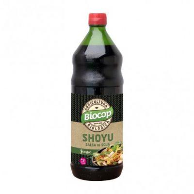 Biocop Salsa De Soja Soju Shoyu  1L sabor Suave