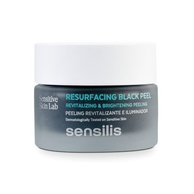 Sensilis Sensitive Skin Lab Resurfacing Black Peel