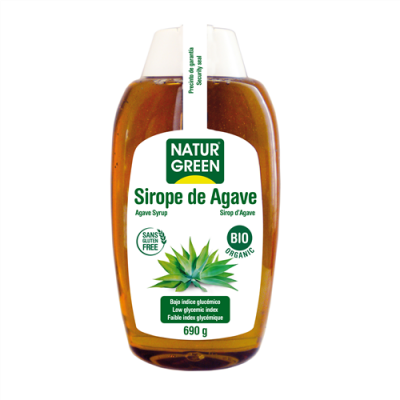 Sirope De Agave Naturgreen 900ml
