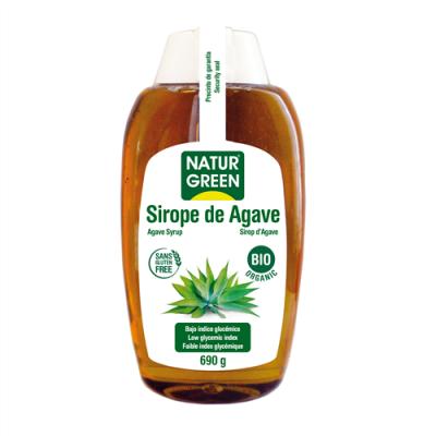 Sirope De Agave Naturgreen 900ml
