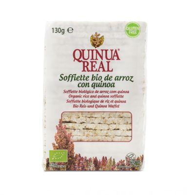 Snack de Arroz y Quinoa Finiestra Sul Cielo 130gr