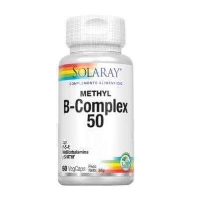 Solaray B-Complex 50caps