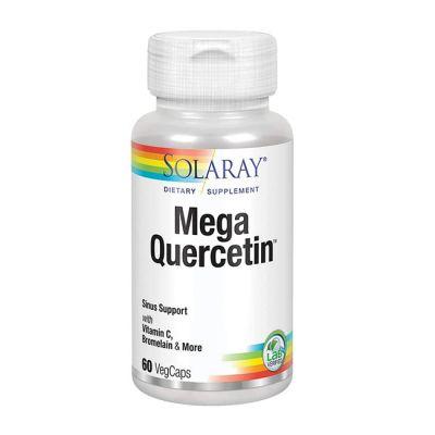 Solaray Mega Quercitin 60caps Vegetales