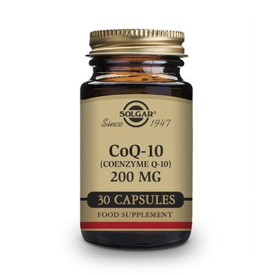 Solgar CoQ10 200mg 30 vegicaps