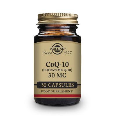 Solgar Coenzima CoQ10 30mg 30 Vegicaps