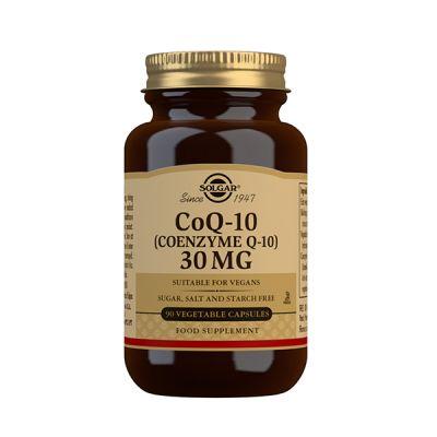 Solgar CoQ10 30mg 90 Vegicaps