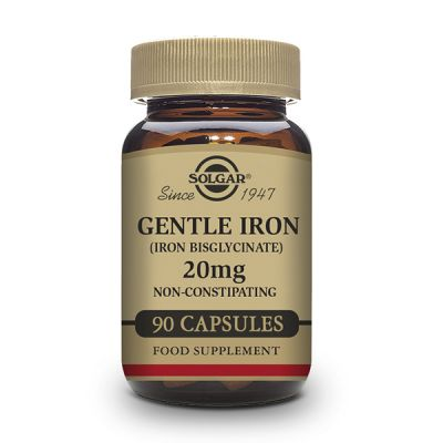 Solgar Hierro Gentle Iron 20mg 90caps