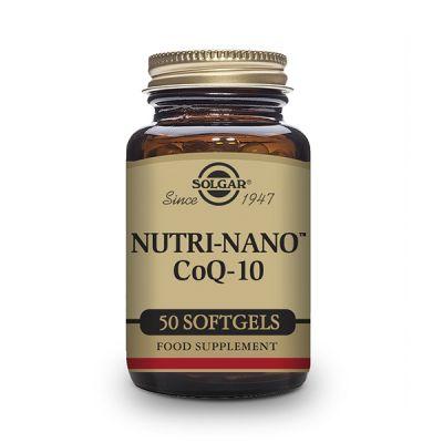Solgar Nutri-Nano CoQ10 3.1 50caps blanda