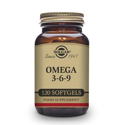 Solgar Omega 3-6-9 120caps