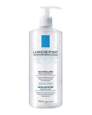 La Roche Posay Agua Micelar Piel Sensible 750 ml