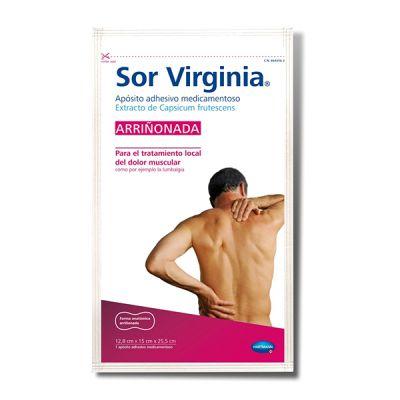Sor Virginia Aposito Adhesivo 12,8cm x 15cm x 25,5cm