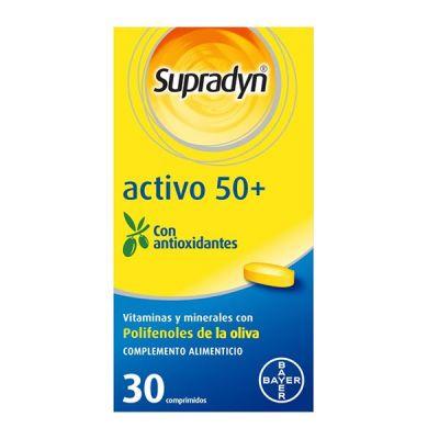 Supradyn Activo 50+ 30 Comprimidos