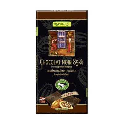 Rapunzel Tableta de Chocolate 85% Cacao 80g