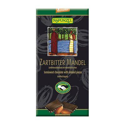 Rapunzel Tableta de Chocolate con Almendras 80g
