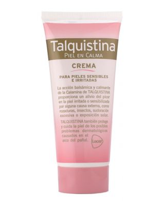Talquistina Piel en Calma Crema del Cuidado del Culito 100ml