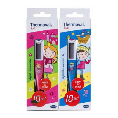 Thermoval Termometro Rapid Digital Kids