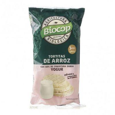 Biocop Tortitas de Arroz con Yogur 100gr