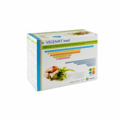 VEGENAT med Caja Mixta: Garbanzos, pollo, ternera, merluza y verduras