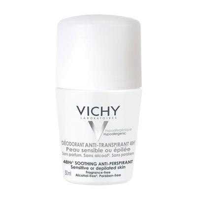 Vichy Desodorante Anti-Transpirante 48h Piel Sensible 50ml