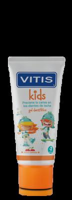 Vitis Kids Gel Dentifrico de 2 a 6 Años 50ml