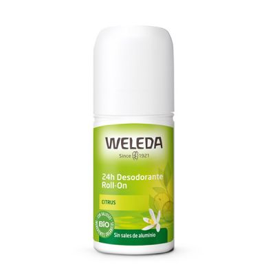 Weleda Desodorante Roll On Citrus 50ml