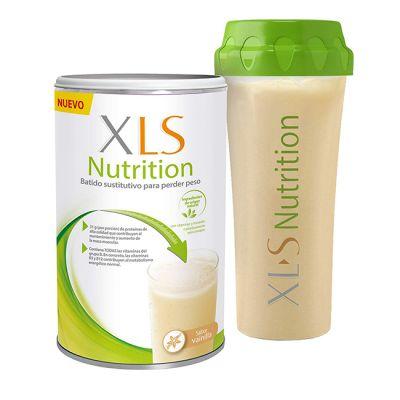 XLS Nutrition 5 Forte Sabor Vainilla Limón 10 batidos