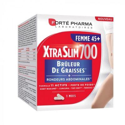 Forte Pharma XtraSlim 700 Mujer 45+ Quemador de Grasa Abdominal 120cp