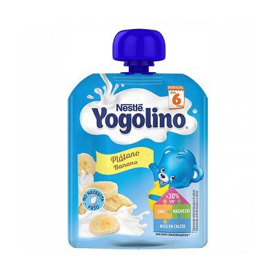 Nestle Yogolino Bolsita Plátano 90g