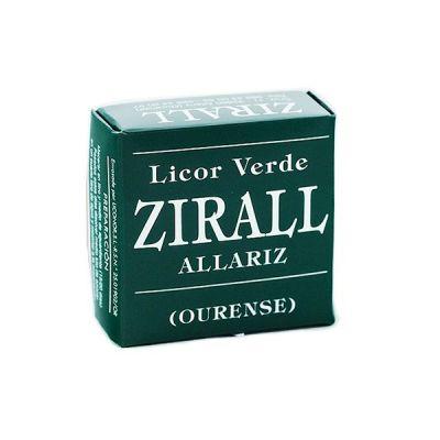 Licor Gallego Zirall Verde